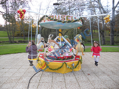Carrousel en location