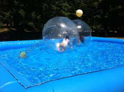 Water Balls Gonflables